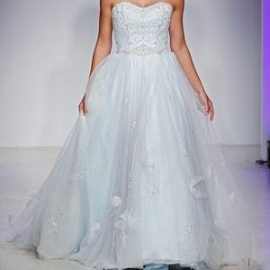 Alfred Angelo LE NWT Cinderella Diamond Dress 232